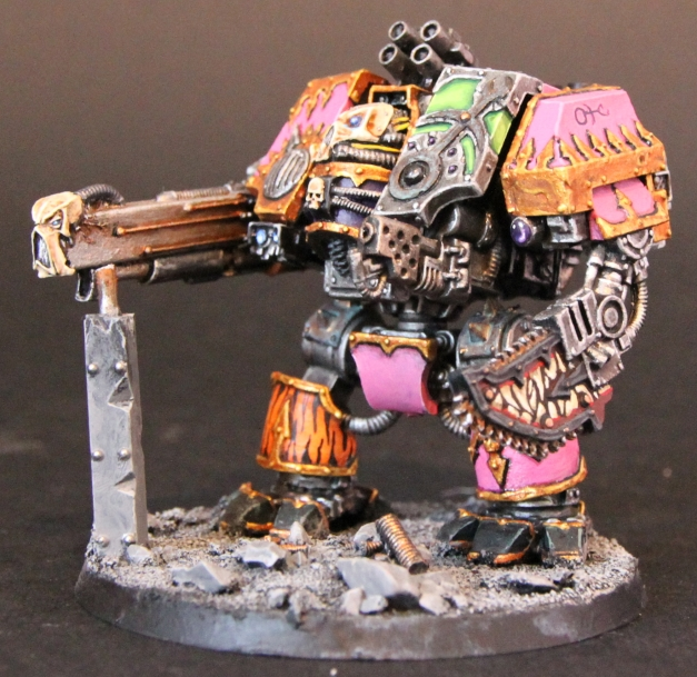 slaanesh dreadnought