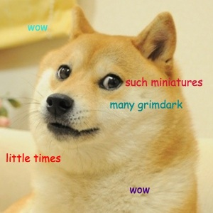 painter doge