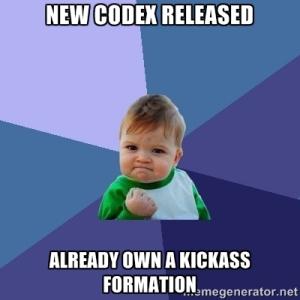new codex success