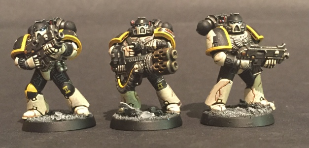 Mortifactors bolters multi melta