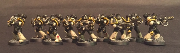 Mortifactors Tactical Marines