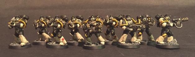 Mortifactors Tactical Marines