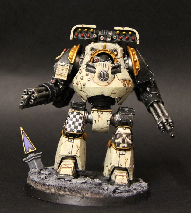 mortifactors contemptor dreadnought