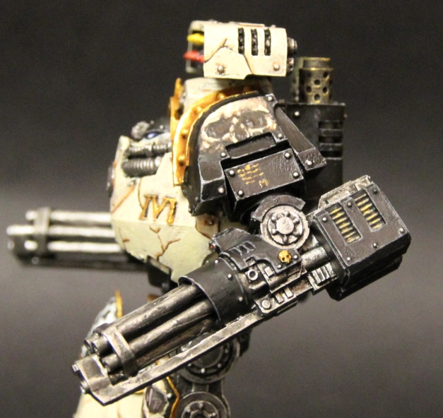 contemptor shoulder
