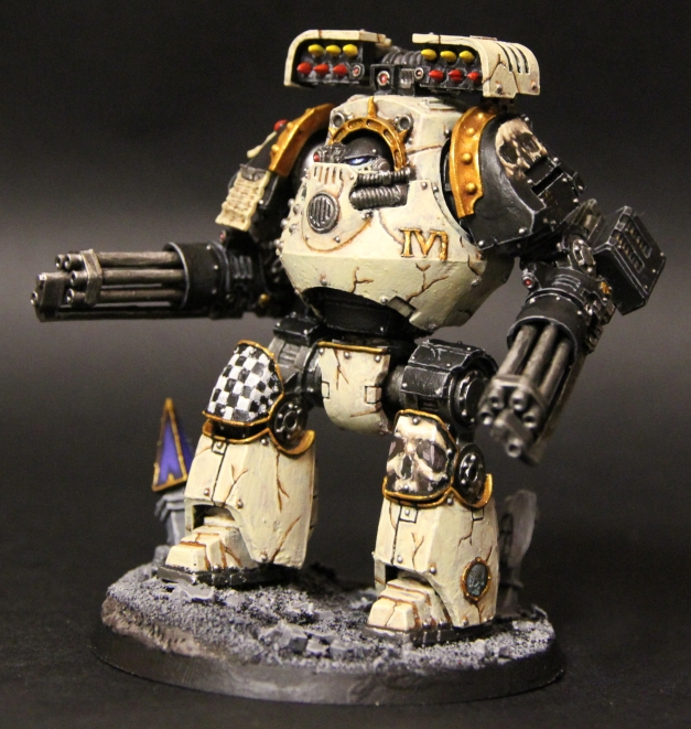 mortifactors dreadnought