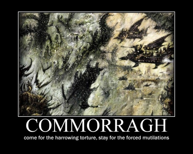 commorragh