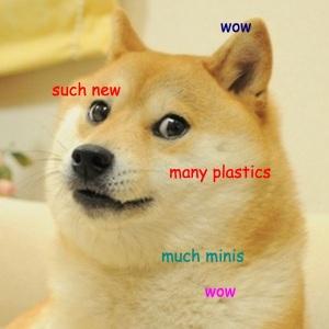 new minis doge
