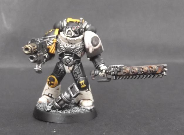 Mortifactors Sergeant