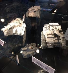 Solar Auxilia Tanks
