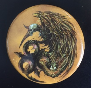 nurgle badge