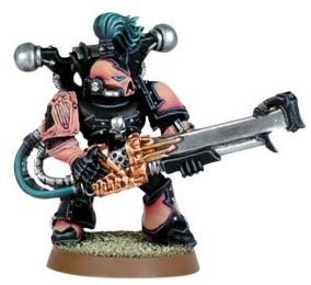 Blastmaster Noise Marine