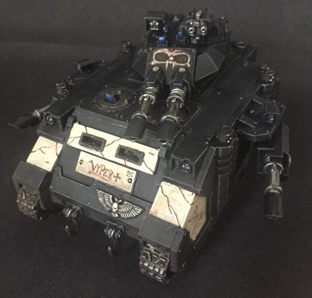 Mortifactors Predator