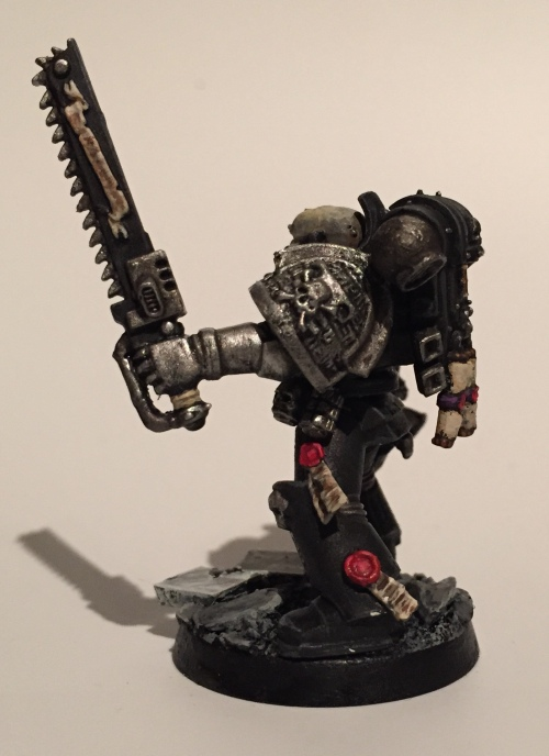 deathwatch shoulder