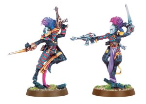 colours of harlequins