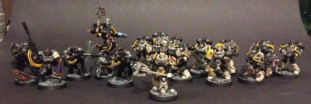 mortifactors army
