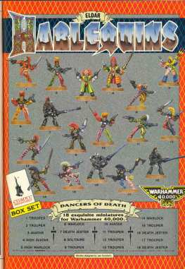 The first harlequins