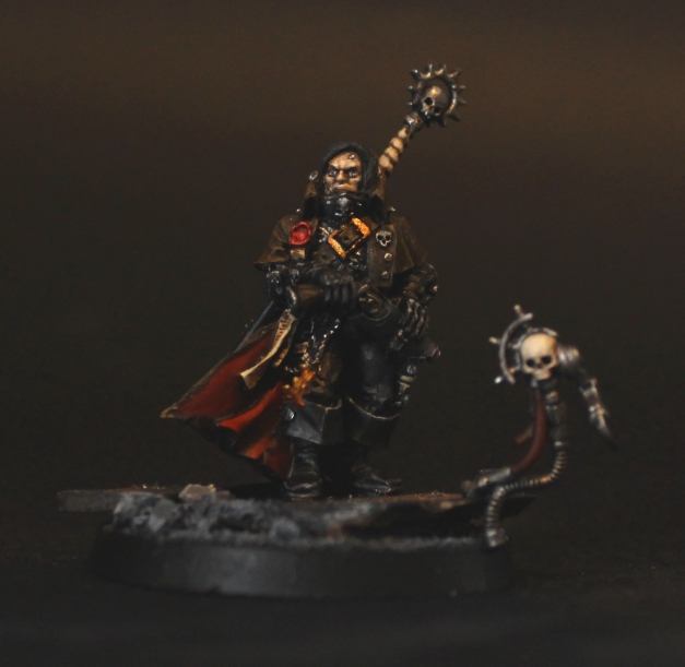 ordo xenos inquisitor