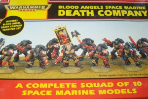 original death company box