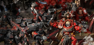 shield of baal death company