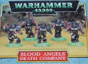 3rd ed death company