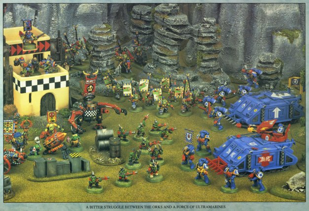 ultramarines orks 2nd ed