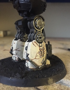 nightlords dread feet