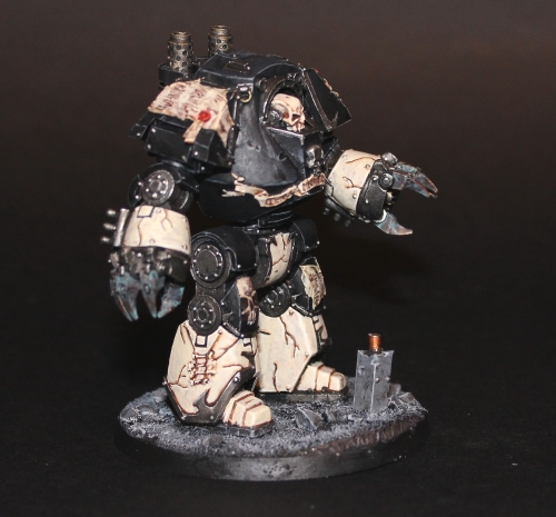 contemptor with claws