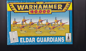 old eldar guardians