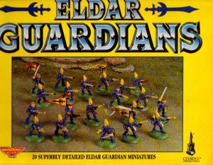very very old eldar guardians