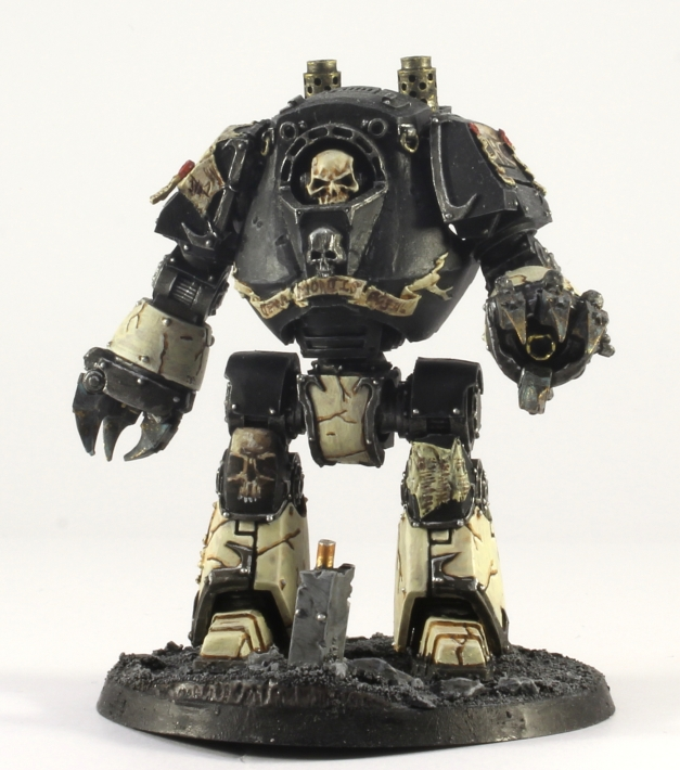Mortifactors Contemptor Dreadnought 1