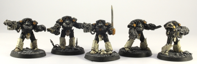 Mortifactors Terminators