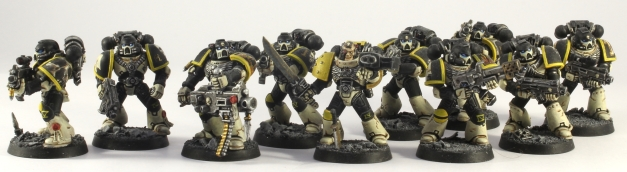 Mortifactors Tactical Squad 2