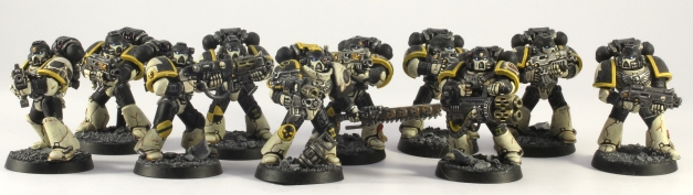 Mortifactors Tactical Squad 1