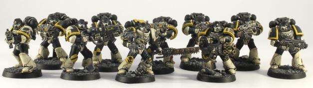 Mortifactors Tactical Squad 1
