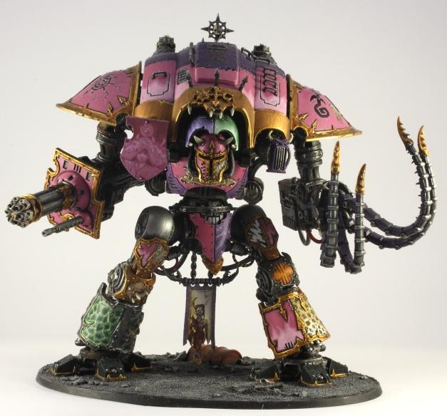 Dios Toros - Slaaneshi Knight