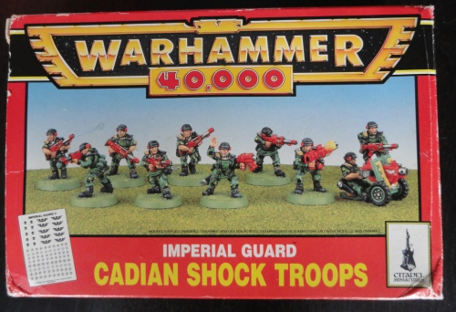 original cadian box