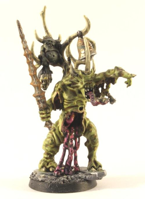 Daemon Herald of Nurgle
