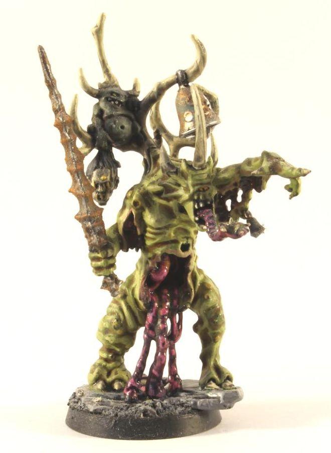 Daemon Herald of Nurgle