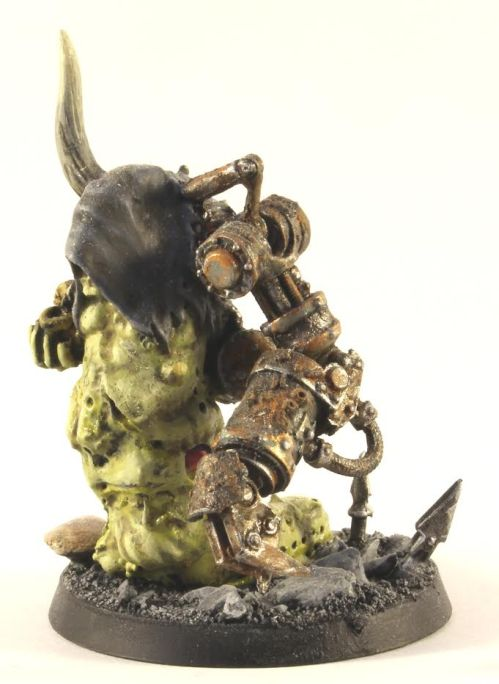 Daemon Herald of Nurgle (FW)
