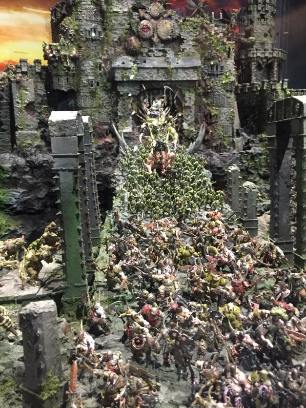 nurgle marches