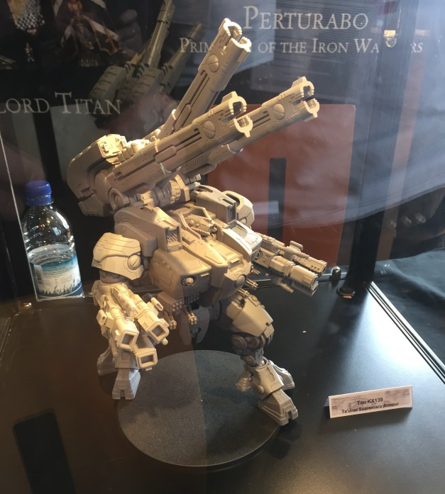 tau giant suit
