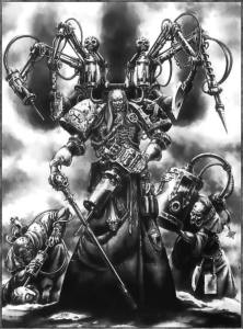 chaos fabius illustration
