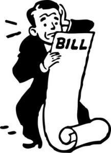 clip art bill