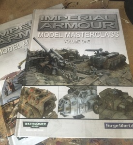 imperial armour modelling masterclass