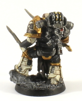 praetor in power armour