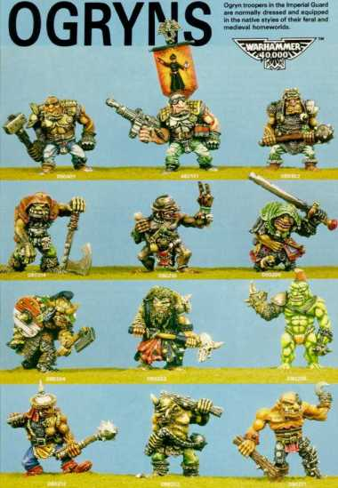 early ogryns