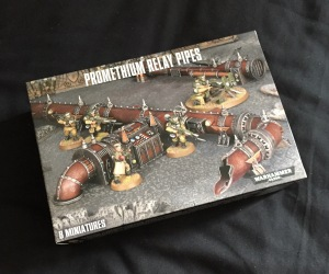 promethium pipeline box