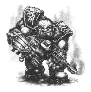 Ogryn illustration