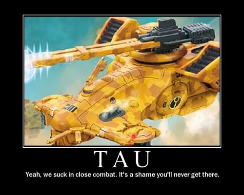 Tau Firepower