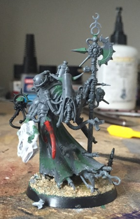tech priest dominus conversion